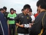 2011/10/30 vs 中大ブルーウィンズ